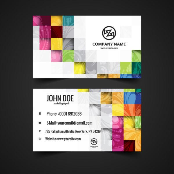 Visiting Card 037 - Dot Com Solutions